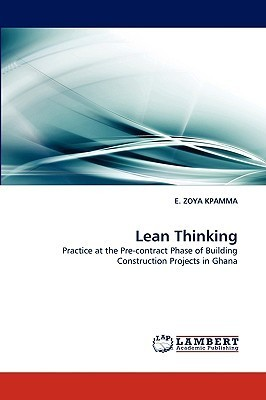 Lean Thinking  by  E. Zoya Kpamma