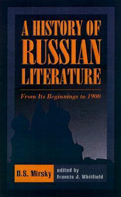 Modern Russian Literature D.S. Mirsky