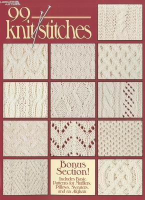 99 Knit Stitches Leisure Arts, Inc.