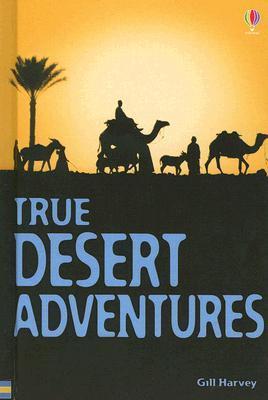 True Desert Adventures Gill Harvey