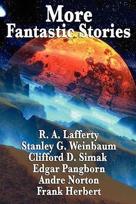 More Fantastic Stories  by  R.A.Lafferty