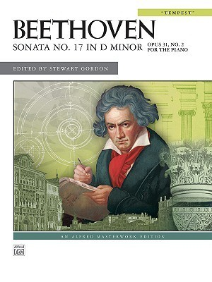 Beethoven: Sonata No 17 in D Minor: Tempest Op. 31 No. 2  by  Ludwig van Beethoven