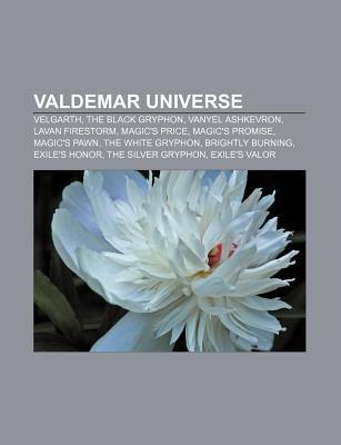 Valdemar Universe: Velgarth, the Black Gryphon, Vanyel Ashkevron, Lavan Firestorm, Magics Price, Magics Promise, Magics Pawn  by  Source Wikipedia