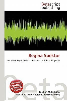 Regina Spektor  by  NOT A BOOK