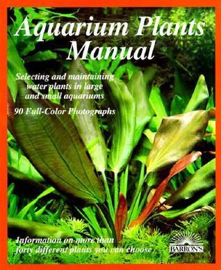 Aquarium Plants Manual Ines Scheurmann