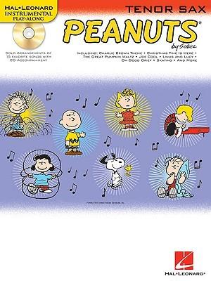Peanuts(tm): For Tenor Sax Vince Guaraldi