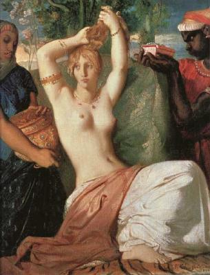 Théodore Chassériau (1819–1856): The Unknown Romantic  by  Stephane Guegan