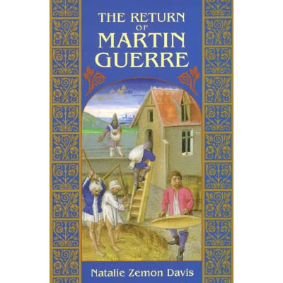 return of martin guerre The return of martin guerre is a story of a peasant who left his wife, bertrande and his son after several years, a man called arnaud du tilh impersonated martin guerre, stole his identity and lived under martin's name for three years until he became accused of this act he almost convinced the court that he.