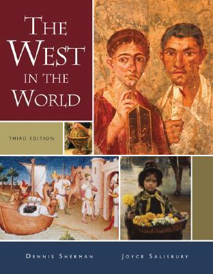 Ppk the West in the World Vol. 2 and Connect Plus One Term Access Card  by  Dennis Sherman