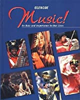 Music! Its Role and Importance in Our Lives, CD Program  by  McGraw-Hill Publishing