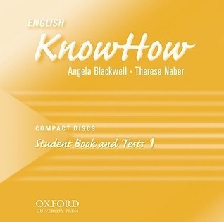 English Knowhow 1  by  Angela Blackwell