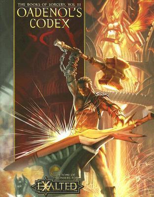 Book of Sorcery 3: Oadenals Codex John Chambers
