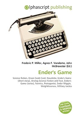 Enders Game  by  Frederic P.  Miller
