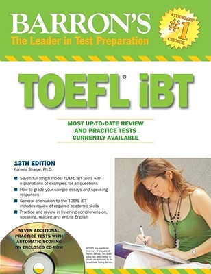 Passkey to the TOEFL  by  Pamela Sharpe