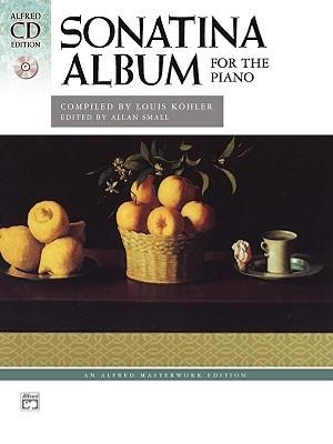 Sonatina Album for the Piano (Book & CD) (Alfred CD Edition)  by  Allan Small