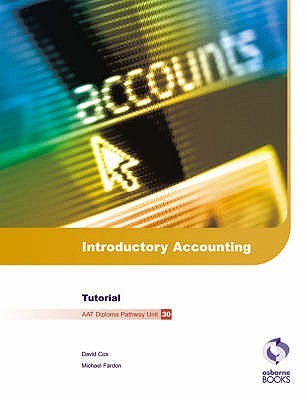 Introductory Accounting Tutorial David  Cox