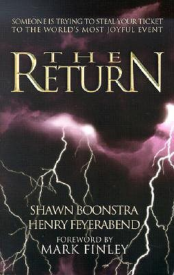 The Return Shawn Boonstra