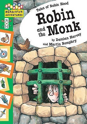 Robin & The Monk Damian Harvey