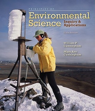 Package: Principles of Environmental Science with Connect Plus Access Card  by  William Cunningham