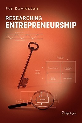 Researching Entrepreneurship Per Davidsson