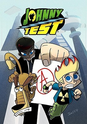 Johnny Test: The Once and Future Johnny  by  Dale Mettam