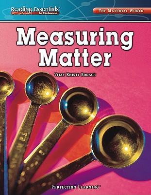 Measuring Matter  by  Vijaya Khisty Bodach