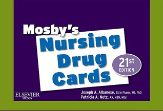 Mosbys 1996 Nursing Drug Cards  by  Joseph A. Albanese