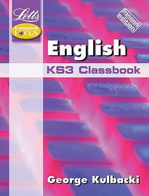 Key Stage 3 Classbooks English Classbook Framework Edition  by  John  Green