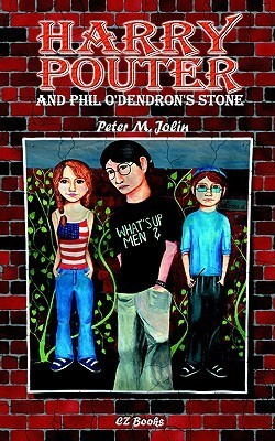 Harry Pouter and Phil ODendrons Stone Peter Jolin