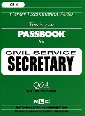Civil Service Secretary National Learning Corporation
