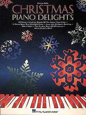 Christmas Piano Delights Hal Leonard Publishing Company