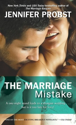 The Marriage Mistake (Marriage to a Billionaire, #3) Jennifer Probst