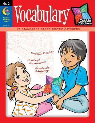 Cootie Catchers, Vocabulary, Grade 2  by  Sharon L. Apichella