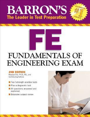 Barrons FE: Fundamentals of Engineering Exam Masoud Olia