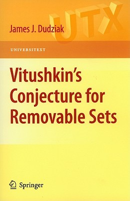Vitushkin S Conjecture for Removable Sets James J. Dudziak