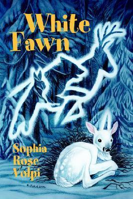 White Fawn  by  Sophia Rose Volpi