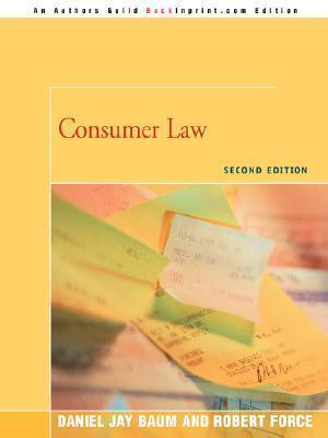 Consumer Law Daniel Jay Baum