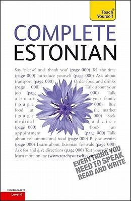 Complete Estonian  by  Mare Kitsnik