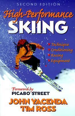 High-Performance Skiing-2nd John Yacenda