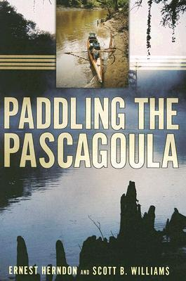 Paddling the Pascagoula  by  Ernest Herndon