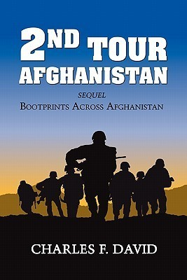 Second Tour Afghanistan Charles F. David