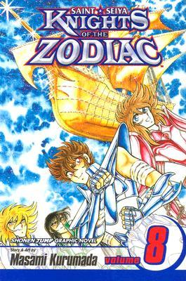 Kinghts of the Zodiac (Saint Seiya), Volume 8: The Twelve Palaces Masami Kurumada