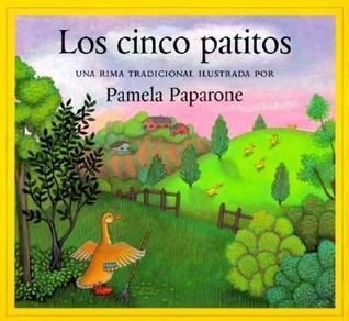 Cinco Patitos Sp Five Lit Ducks  by  Pamela Paparone