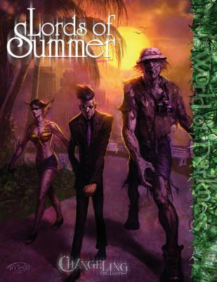 Lords of Summer  by  Stephen Dipesa