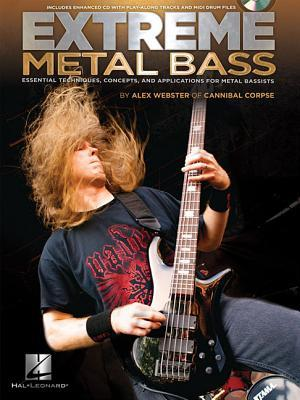 Extreme Metal Bass  by  Alex Webster