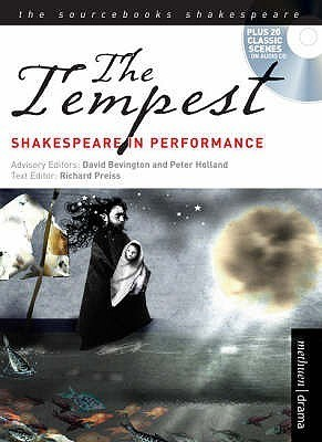 The Tempest. Advisory Editors, David Bevington and Peter Holland William Shakespeare