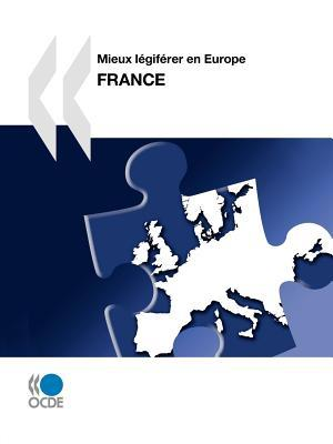 Mieux L GIF Rer En Europe: France 2010  by  OECD/OCDE