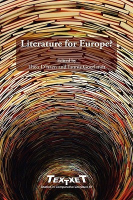 Literature for Europe? Theo Dhaen