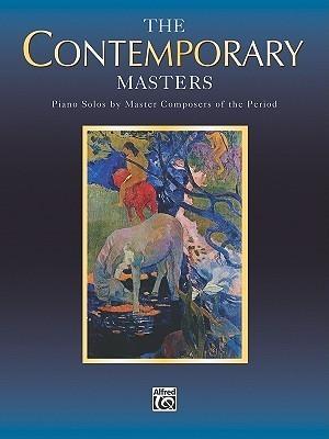 The Contemporary Masters (Belwin Edition: Piano Masters) Dale Tucker