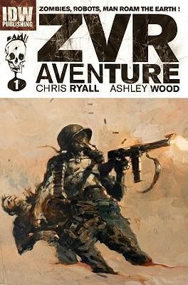 Zombies Vs Robots Aventure Hc Chris Ryall